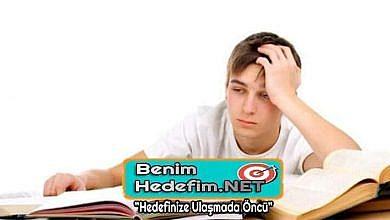 Sınav Stresi İle Nasıl Başa Çıkılır