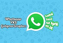 Photo of 2020 YKS Whatsapp Grupları SAY-SÖZ-EA-DİL-TYT