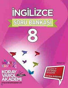 LGS Koray Varol Akademi Yayınları Kaynak Kitap Önerisi