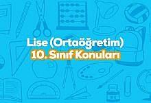 Photo of 10. Sınıf Felsefe Konuları ve Müfredatı 2019-2020