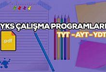 Photo of TYT Çalışma Programları 2020 (Sadece TYT)