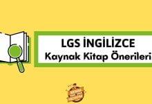 LGS İngilizce Kaynak Kitap Önerileri, 8. Sınıf İngilizce kaynak tavsiyeleri