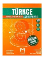 Mozaik Türkçe Soru Bankası