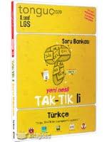 Tonguç LGS Türkçe